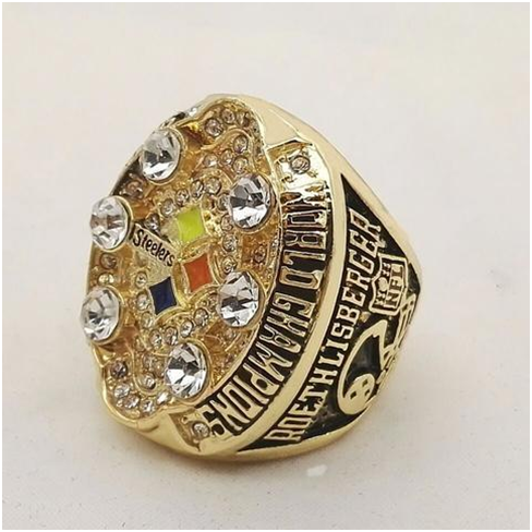 Six Super Bowl Replica Championship Rings To Collect For Steelers